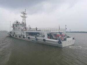 国家海事局浙江局海巡0375海事巡逻船